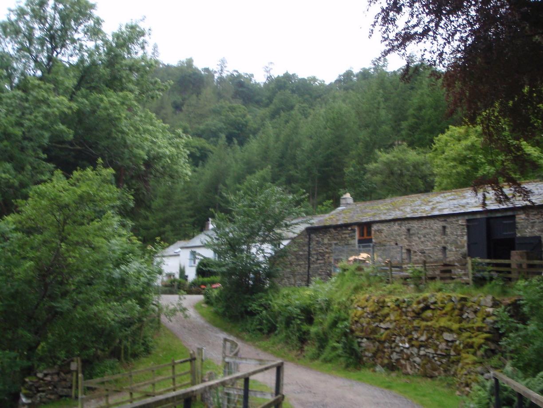 Lake District Camping Barn Amp Self Catering Low Bridge